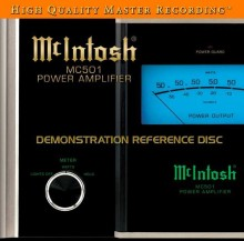 Various Artists - McIntosh Demonstration Reference Disc (Japan Hybrid SACD 32 Bit/192 kHz)